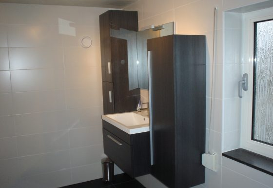 Badkamer in Beuningen